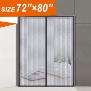 The MAGZO Magnetic Screen Door