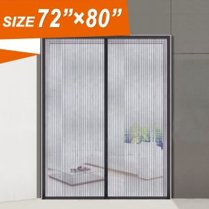 The MAGZO Magnetic Screen Door
