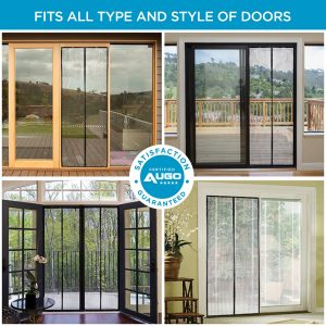 Augo Magnetic Screen Door