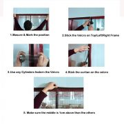 Installation Garage Door Screen