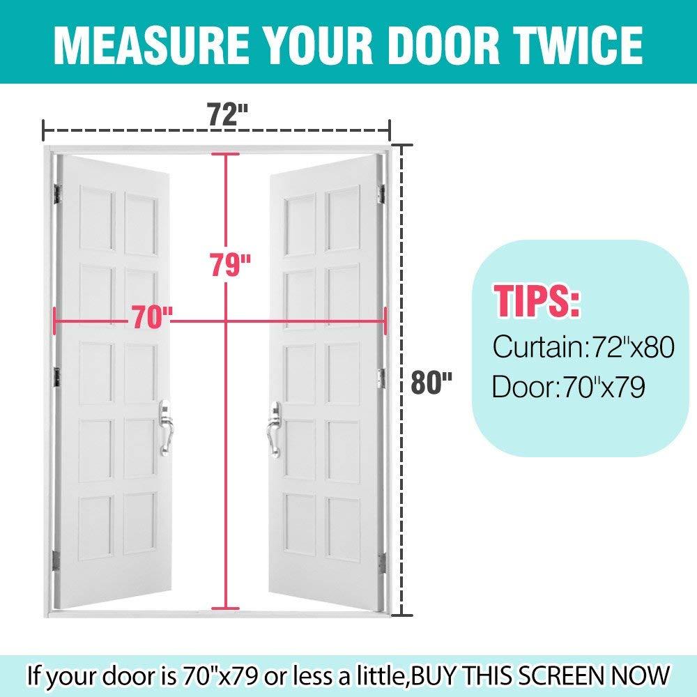 How To Measure French Door