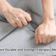 Stronger Fiberglass Mesh