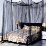 Goplus 4 Corner Post Bed Canopy Mosquito Net