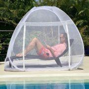 EVEN NATURALS Luxury Pop Up Mosquito Net Tent