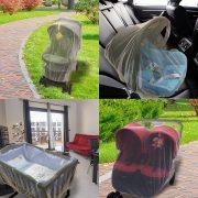 Mosquito Net for Baby Crib