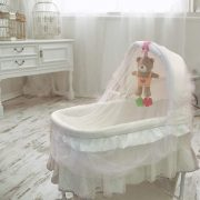 Mosquito Net for Baby Stroller Crib