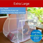 Luxury Pop Up Mosquito Net Tent