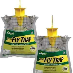 Outdoor Disposable Hanging Fly Trap