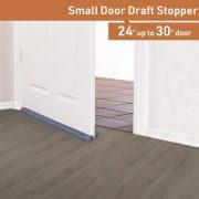 Maxtid Under Door Draft Stopper Grey
