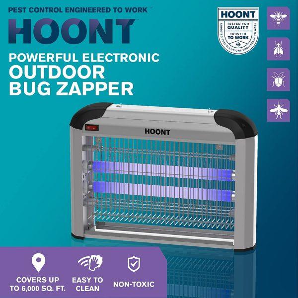 Hoont Powerful Indoor Bug Zapper