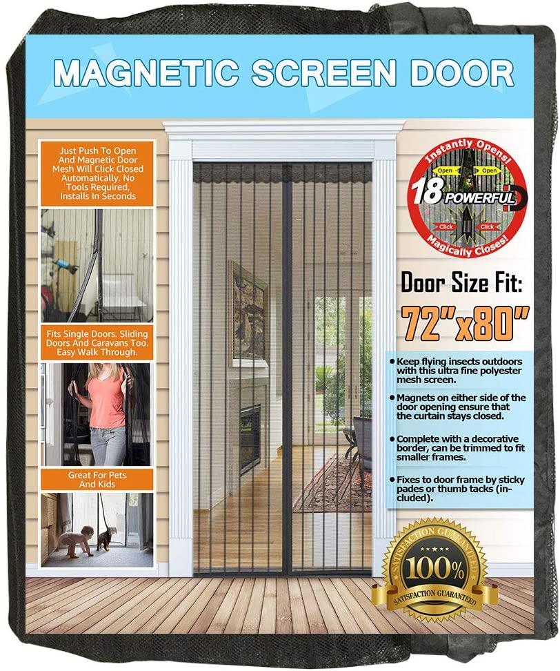 NGreen-Reinforced-Magnetic-Screen-door