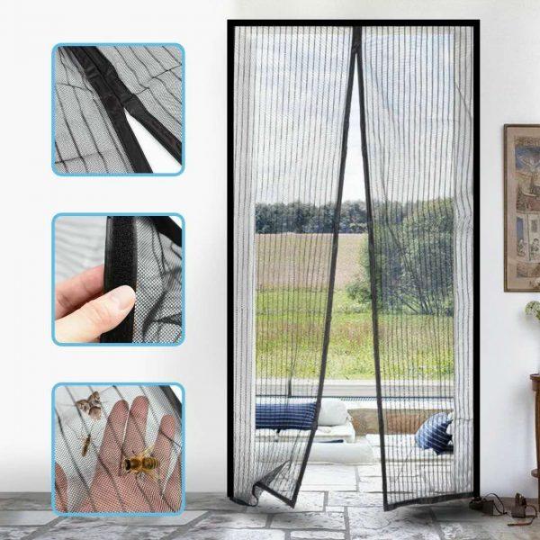 Newkiton Magnetic Screen Door