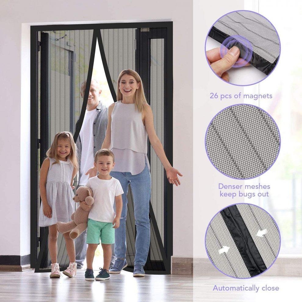 Delxo-Magnetic-Screen-Door