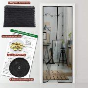 Senneny Magnetic Screen Door