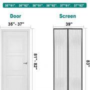 Senneny screen door