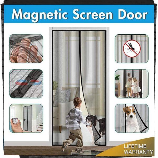 Screen Door Cover